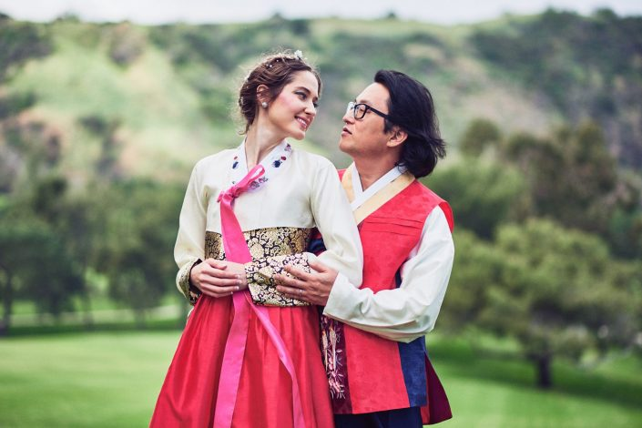 Wedding portrait Mountaingate Country Club - Stephen Tang Photo