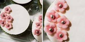 Cupcake diptych