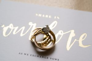 Wedding rings Madison Hotel - Stephen Tang Photo