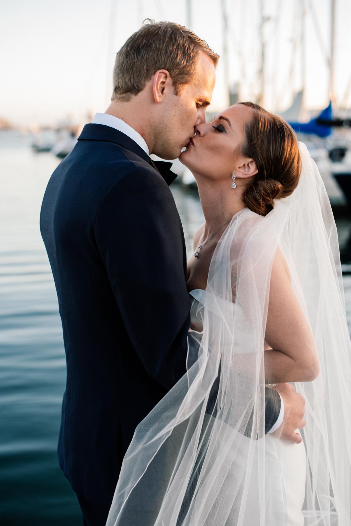 wedding ceremony california yacht club
