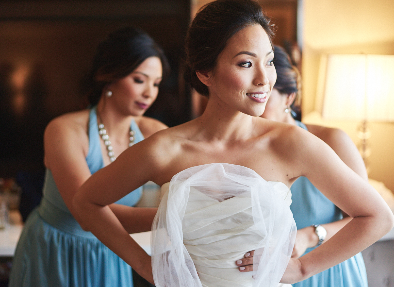 Bridal prep Hills Hotel Laguna Hills