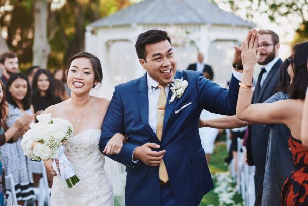 Alta Vista Country Club wedding ceremony
