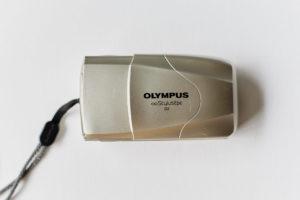 Classic camera Olympus mju II
