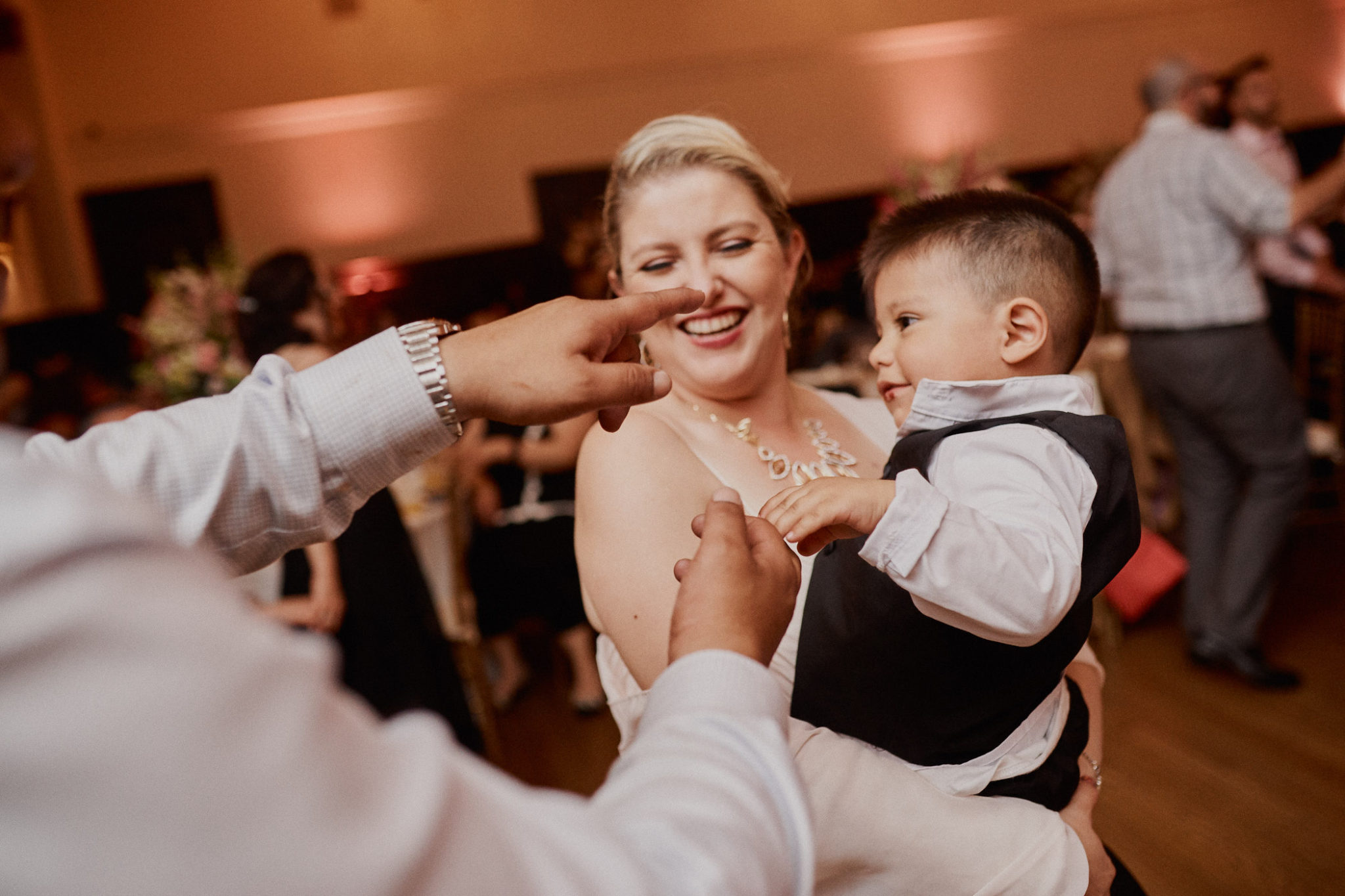 Masonic Temple Pasadena Wedding - Stephen Tang Photo