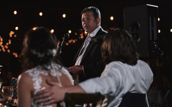 Hartley Botanica wedding speeches