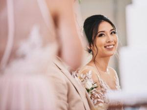 Venue by Three Petals wedding toasts
