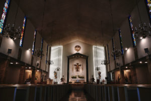 Saint Victor Catholic Church wedding West Hollywood