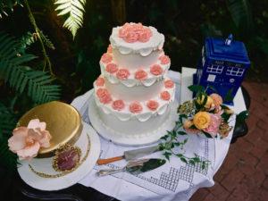Sunset Marquis wedding cakes West Hollywood