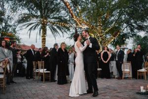 Secret Garden Event Center wedding first dance