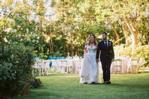 Hartley Botanica wedding portrait