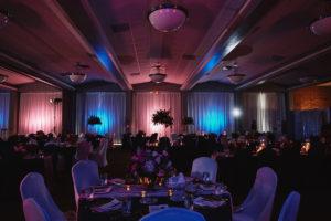 Salvation Army Crestmont College wedding reception site