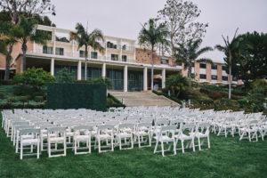 Salvation Army Crestmont College wedding ceremony site