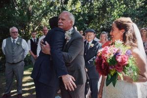 Orcutt Ranch wedding ceremony