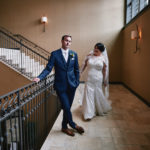 Diamond Mills Hotel wedding first look