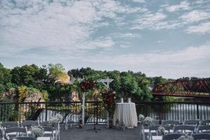 Diamond Mills Hotel wedding