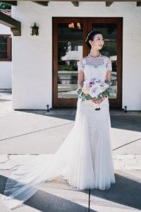 Quail Ranch bride portrait
